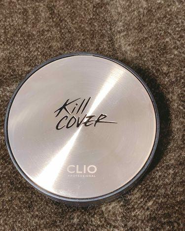 キル カバー アンプル クッション/CLIO/その他ファンデーションを使ったクチコミ(1枚目)