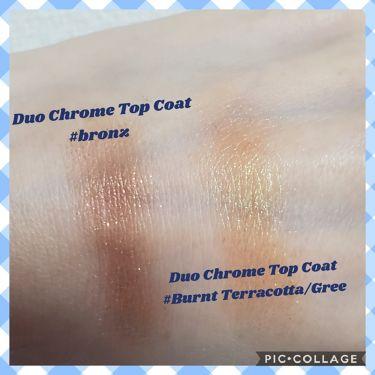 Natasha Denona  Duo Chrome Top Coat/Natasha Denona/ジェル・クリームアイシャドウを使ったクチコミ(2枚目)