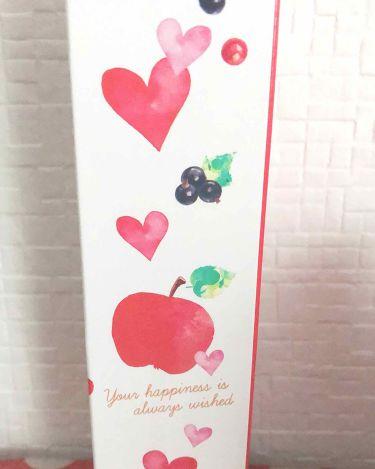 フィアンセ ボディミスト 恋りんごの香り/フィアンセ/香水(レディース)を使ったクチコミ(3枚目)
