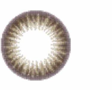 トゥインクルアイズ 1day ナチュラル/TwinkleEyes/カラーコンタクトレンズを使ったクチコミ(2枚目)