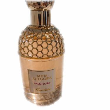 アクアアレゴリア パッシフローラ/GUERLAIN/香水(レディース)を使ったクチコミ(1枚目)