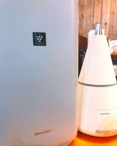 プラズマクラスター加湿イオン発生器 IG-DK100/シャープ/その他を使ったクチコミ(1枚目)