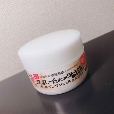 豆乳イソフラボン含有オールインワンジェル / なめらか本舗