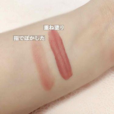 ルージュ アリュール インク フュージョン/CHANEL/口紅を使ったクチコミ(2枚目)