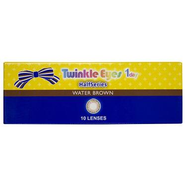 トゥインクルアイズ ワンデイ ハーフシリーズ TwinkleEyes