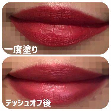 Pony Effect Stayfit matte lip colour/その他/口紅を使ったクチコミ(3枚目)