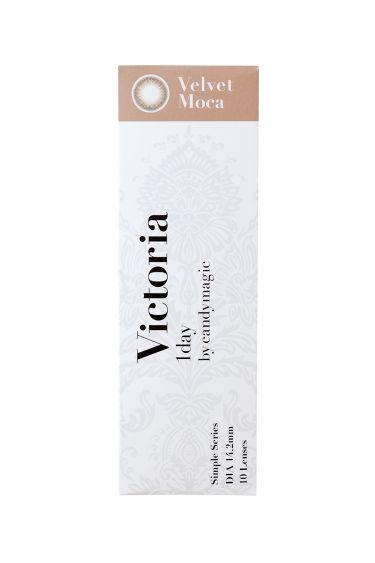 Victoria(ヴィクトリア)1day Velvet Moca