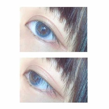 PLAY/UP monthly color contact lens/カラーコンタクト/その他を使ったクチコミ(2枚目)