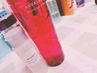 バランスアップ ローション(II)/アクアレーベル/化粧水を使ったクチコミ(1枚目)