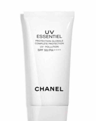 UV エサンシエル コンプリート/CHANEL/化粧下地を使ったクチコミ(1枚目)