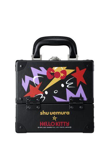 2021/10/15発売 shu uemura ロックザパーティ プレミアム メイクアップ ボックス