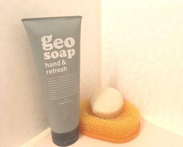 ジオソープ フェイス&ボディ/その他/洗顔石鹸を使ったクチコミ(1枚目)