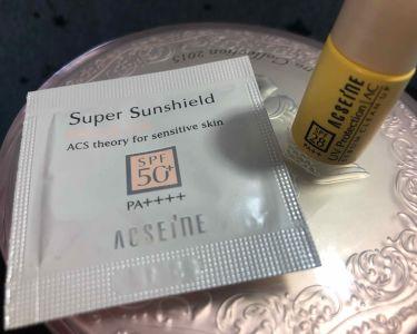 UVプロテクション AC<エアリーモイスチャー>/ACSEINE/化粧下地を使ったクチコミ(1枚目)