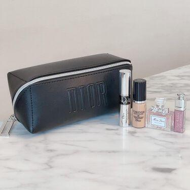 ディオールスキン フォーエヴァー クッション パウダー/Dior/ルースパウダーを使ったクチコミ(4枚目)