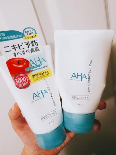 薬用アクネ ウォッシュ/クレンジングリサーチ/洗顔フォームを使ったクチコミ(1枚目)