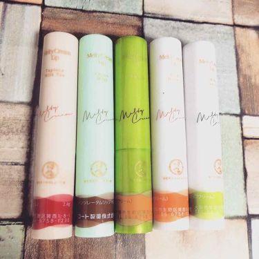 メルティリップクリーム タピオカミルクティー/メンソレータム/リップケア・リップクリームを使ったクチコミ(3枚目)
