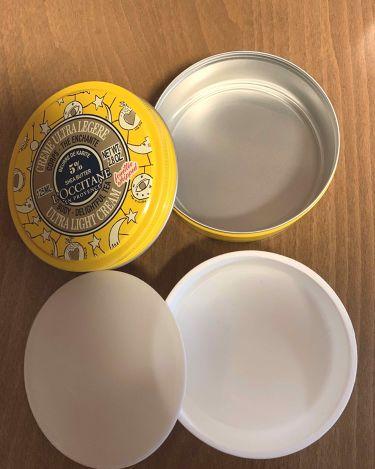ジョイフルスター スノーシア ボディクリーム(ディライトフルティー)/L'OCCITANE/ボディクリーム・オイルを使ったクチコミ(3枚目)