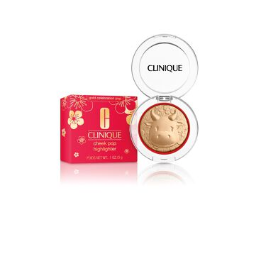 2021/1/1(最新発売日: 2021/1/8)発売 CLINIQUE チーク ポップ ハイライター(フェースカラー) #ゴールド セレブレーション ポップ