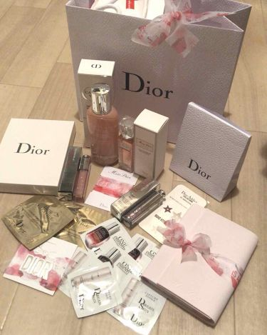 ミス ディオール オードゥ トワレ ローラー パール/Dior/香水(レディース)を使ったクチコミ(3枚目)