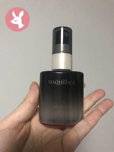 ドラマティックミスト/マキアージュ/ミスト状化粧水を使ったクチコミ(1枚目)