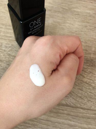 メラノショット ホワイト D/ONE BY KOSE/美容液を使ったクチコミ(2枚目)