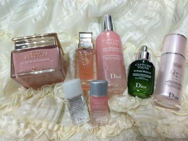 カプチュール ユース エンザイム ソリューション/Dior/化粧水を使ったクチコミ(3枚目)