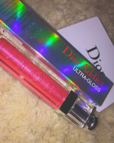 ディオール アディクト グロス/Dior/リップグロスを使ったクチコミ(1枚目)