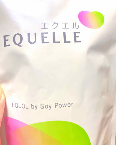 エクエル/EQUELLE/健康サプリメントを使ったクチコミ(2枚目)