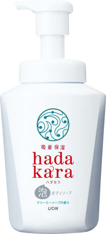 2019/7/10(最新発売日: 2021/9/29)発売 hadakara hadakara ボディソープ 泡で出てくるタイプ クリーミーソープの香り