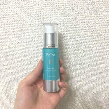 Ⅲ バリアコンセントレイト/NOV/美容液を使ったクチコミ(1枚目)