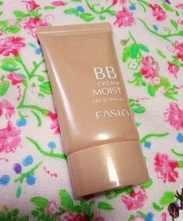 BB クリーム モイスト/FASIO/化粧下地を使ったクチコミ(1枚目)