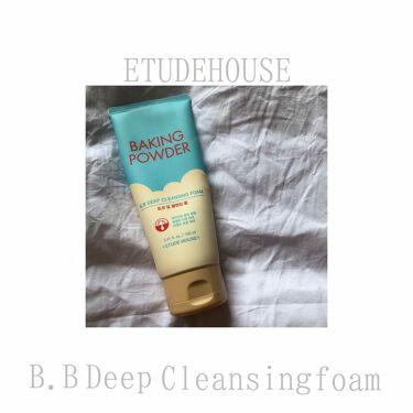 BP BB ディープ クレンジングフォーム/ETUDE HOUSE/洗顔フォームを使ったクチコミ(2枚目)