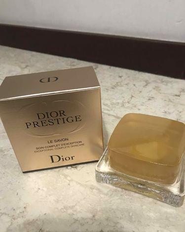 プレステージ ル サヴォン/Dior/洗顔石鹸 by かーたん