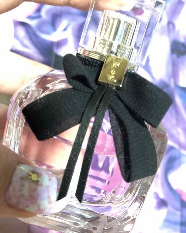 モン パリ オーデパルファム/YVES SAINT LAURENT BEAUTE/香水(レディース)を使ったクチコミ(1枚目)