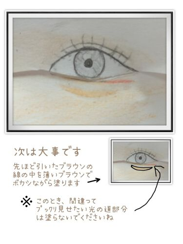 リシェ カラーリング アイブロウパウダー/Visée/パウダーアイブロウを使ったクチコミ(4枚目)