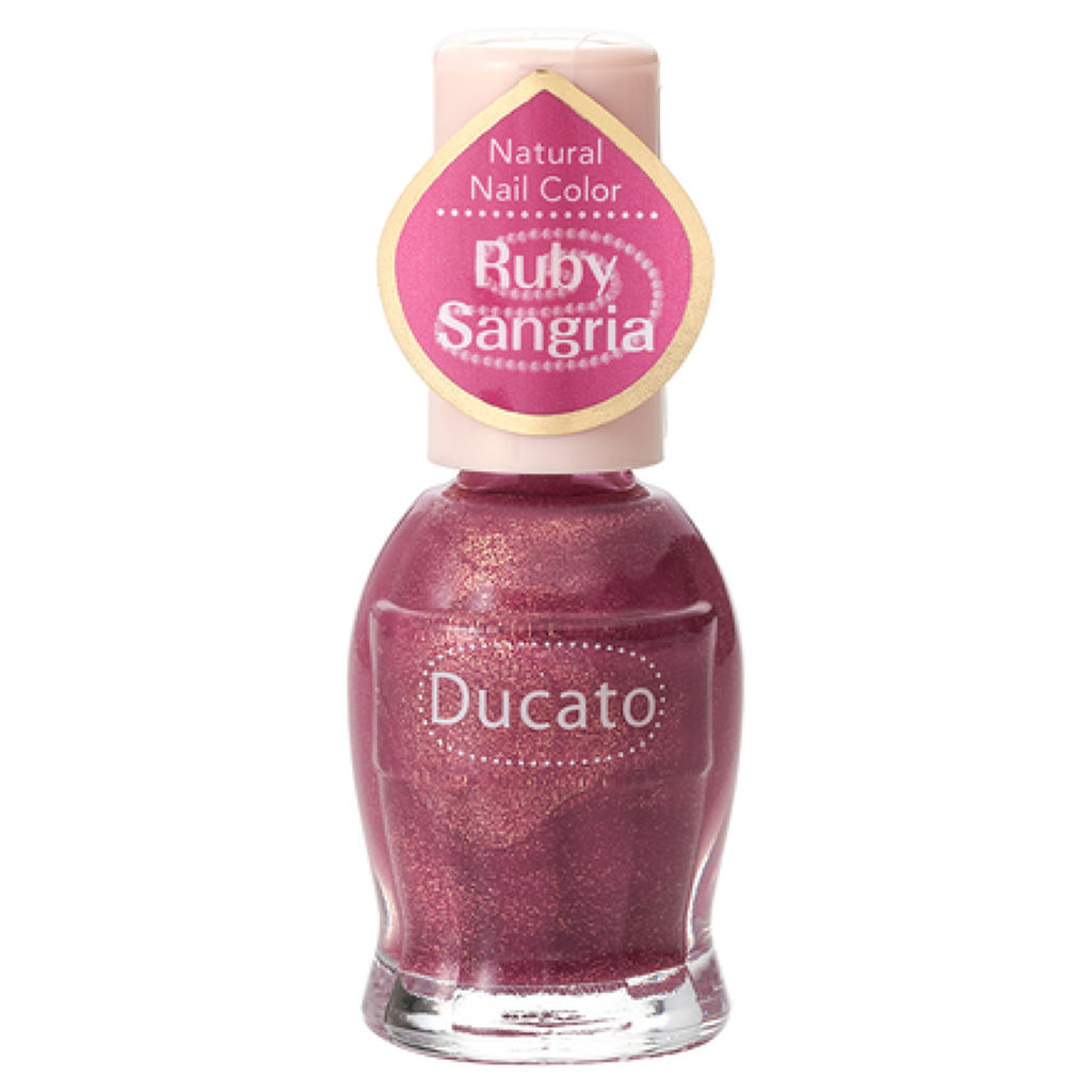 ナチュラルネイルカラーN 110 Ruby Sangria