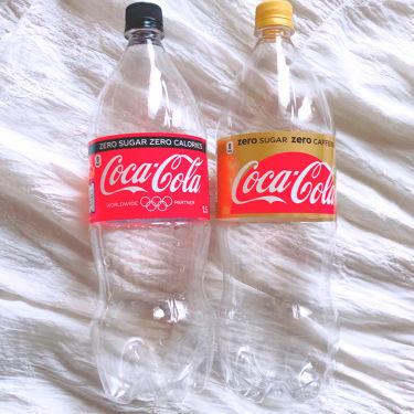 糖類ゼロ カフェインゼロ コカコーラ/日本コカ・コーラ/その他を使ったクチコミ(1枚目)