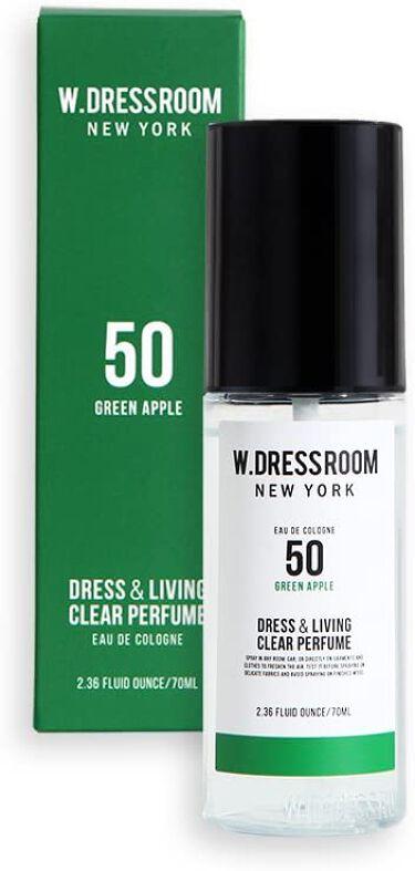 ドレス&リビング クリーン パフューム No.50 グリーンアップル