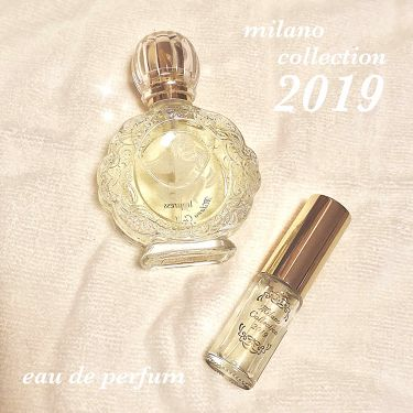 オードパルファム<ミラノコレクション2019>/ミラノコレクション/香水(レディース)を使ったクチコミ(1枚目)
