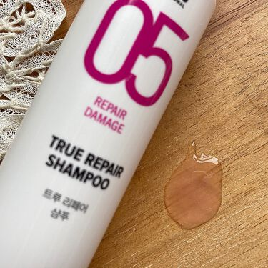 TRUE REPAIR TREATMENT CMC/amos PROFESSIONAL/洗い流すヘアトリートメントを使ったクチコミ(3枚目)
