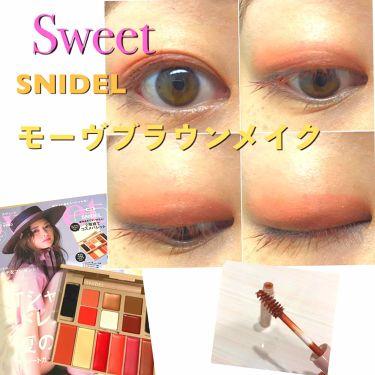 sweet/SWEET/雑誌を使ったクチコミ(1枚目)