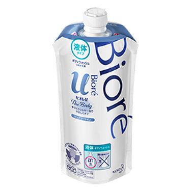ザ ボディ 液体タイプ ピュアリーサボンの香り 340ml(つめかえ用)