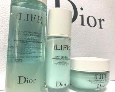 ライフ ソルベ エッセンス/Dior/美容液を使ったクチコミ(1枚目)