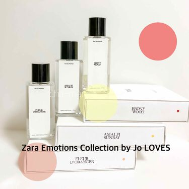 The Zara Emotions Collection by Jo LOVES/ZARA/香水(その他)を使ったクチコミ(1枚目)
