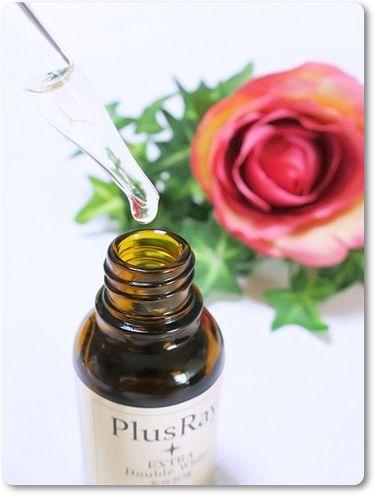 エクストラダブルホワイト美容原液/PlusRay/美容液を使ったクチコミ(2枚目)