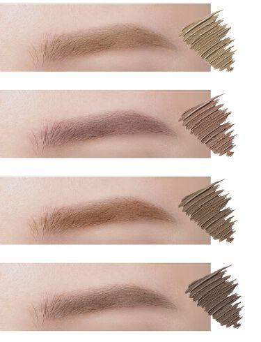 祝!LIPS  2020年上半期ベストコスメ アイブロウカテゴリ第2位✨ エテュセ アイエディション(ブロウマスカラ)  ニュアンスのある絶妙なアッシュ系の4色のカラーバリエーション。 透明感と柔らかさを演出するアッシュパール配合でふんわりした印象の眉に。眉毛を固めず、ふさふさの毛並み感のある眉が今っぽい!スリムなツリー型ブラシで繊細な毛流れも整えやすいです。 汗、皮脂に強いのにお湯で落とせるのでクレンジングも簡単!  マスクをつける機会が増えている最近。 目もとはマスクの時にも見える重要なパーツ! 眉カラーもアイメイクのカラーに合わせて、ニュアンスチェンジして いつもとちょっと違う雰囲気を楽しんでくださいね♪  ■エテュセ アイエディション(ブロウマスカラ)全4色 各1,200円(税抜) https://www.ettusais.co.jp/eye/brow-mascara/  #全然盛ってないのにね #アイエディション #エテュセ