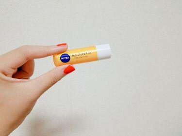 アトイチさんの「ニベアニベア モイスチャーリップ UV<リップケア・リップクリーム>」を含むクチコミ
