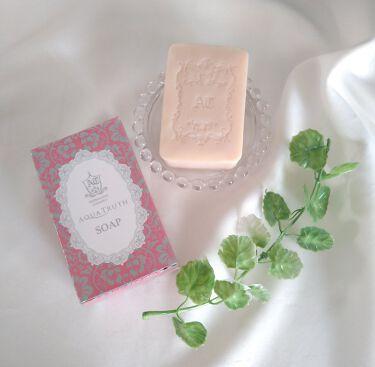 薔薇はちみつ石鹸/麗凍化粧品/洗顔石鹸を使ったクチコミ(1枚目)