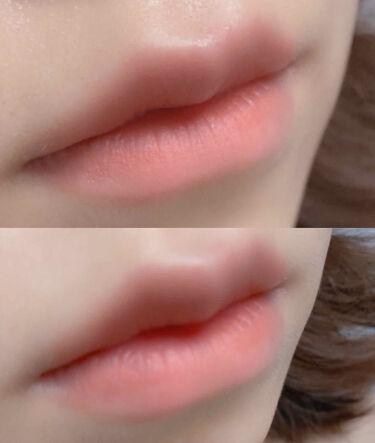 キス クラウド ブロッテッド リップ カラー/REVLON/口紅を使ったクチコミ(2枚目)