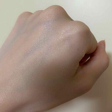 URGLAM LUXE GLOW PRIMER/DAISO/化粧下地を使ったクチコミ(3枚目)